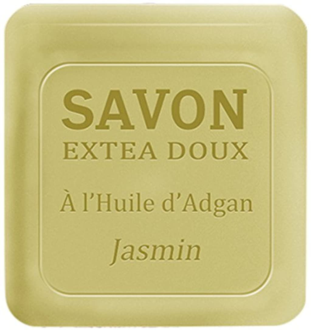 ミニ余暇ヘルメットPlantes&Parfums [プランツ&パルファム] アルガンオイルソープ100g ジャスミン