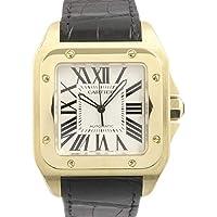 カルティエ Cartier サントス 100 W20071Y1 中古 腕時計 メンズ