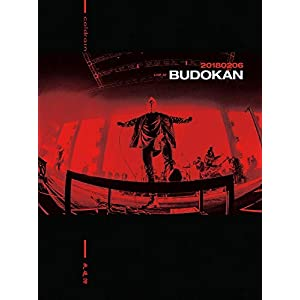 20180206 LIVE AT BUDOKAN(初回限定盤)<BD+2CD+フォトブック> [Blu-ray]