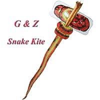 3d Red Snake Kite – ChineseハンドメイドシルクKites