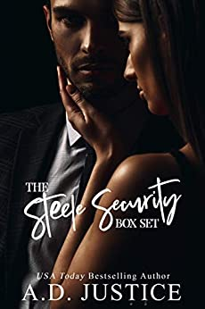 Steele Security Complete Set by [Justice, A.D.]