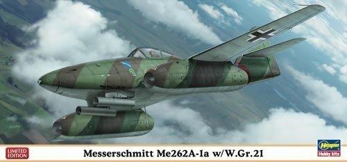 1/72 メッサーシュミット Me262A-1a w/W.Gr.21