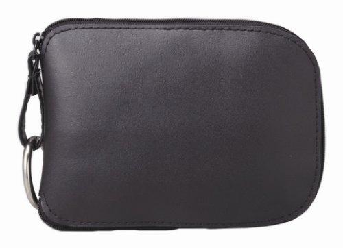 トルネ 折りたたみ エコバッグ 黒 約35×37×10cm