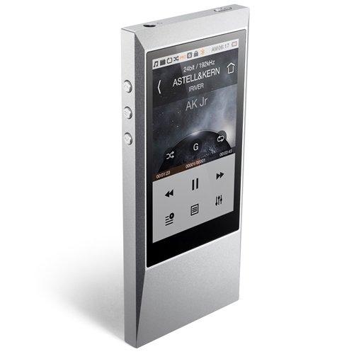 アユート(アイリバー) ハイレゾプレーヤー Astell&Kern AK Jr 64GB スリークシルバー AKJR-64GB-SLV