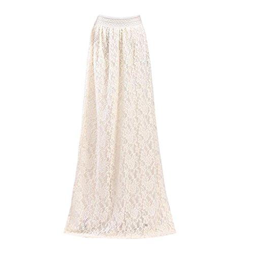 705ee48a62543 ... BAO8 ドレス 母の日のプレゼント人気 無地ドレス ロング丈スカート ドレス ワンピース レース ...