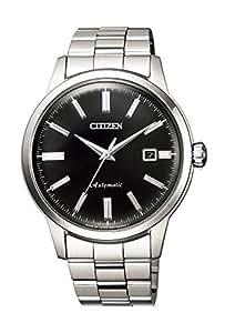 [シチズン] 腕時計 シチズン コレクション メカニカルウォッチ クラシカルシリーズ NK0000-95E メンズ シルバー