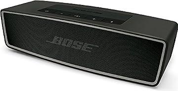 Bose SoundLink Mini Bluetooth speaker II ポータブルワイヤレススピーカー カーボン【国内正規品】