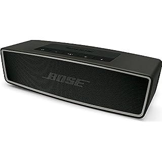 Bose SoundLink Mini Bluetooth speaker II : ポータブルワイヤレススピーカー カーボン SLink Mini II CBN【国内正規品】