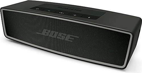 Bose SoundLink Mini Bluetooth speaker II : Bluetoothスピーカー ポータブル/ワイヤレス カーボン SLink Mini II CBN【国内正規品】