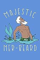 Majestic Mer Beard: Sketchbook