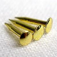 伊勢 - 宮忠 - 真鍮釘 2分 1袋