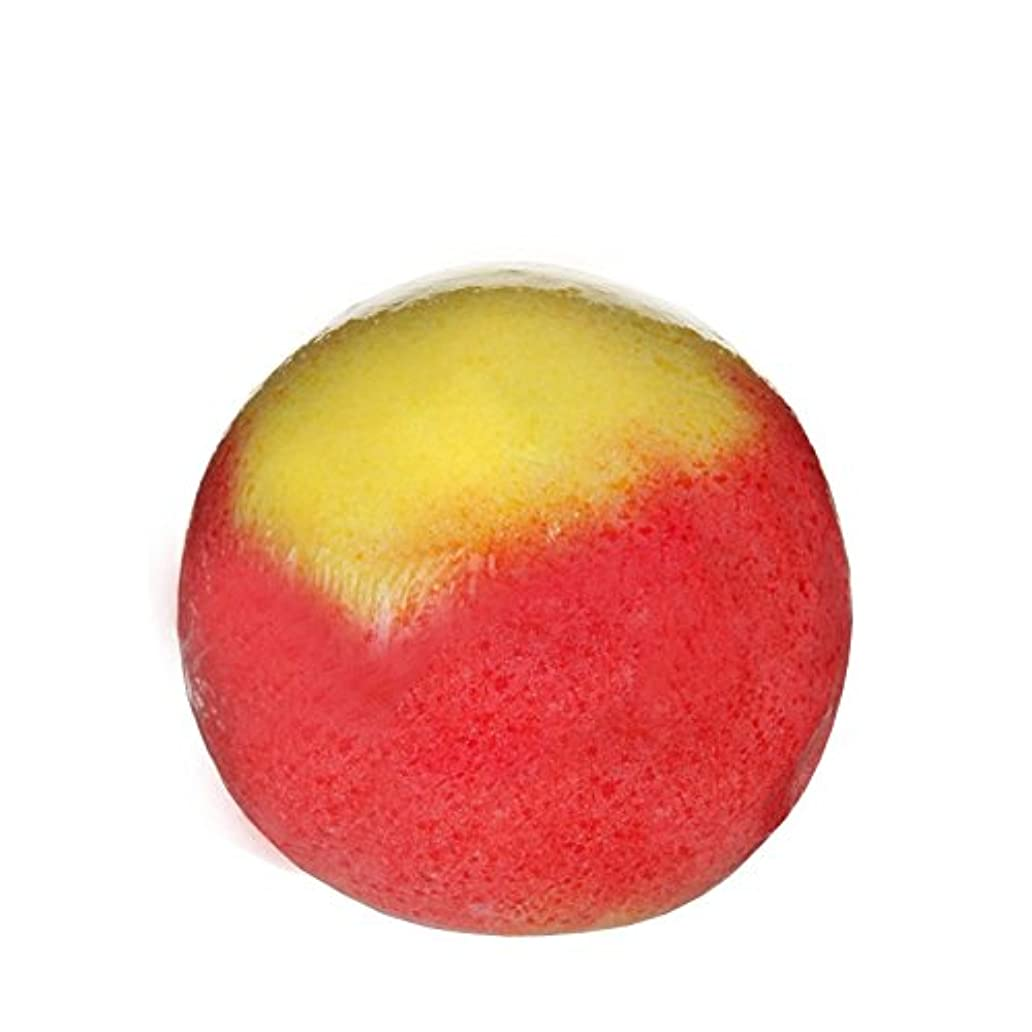 重々しい持参ナサニエル区Treetsバスボールカラーパーティー170グラム - Treets Bath Ball Colour Party 170g (Treets) [並行輸入品]