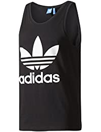 (アディダスオリジナルス) adidas Originals Trefoil Tank メンズ タンクトップ [並行輸入品]
