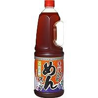 ヒガシマル醤油 めんスープ4倍濃縮 1.8L
