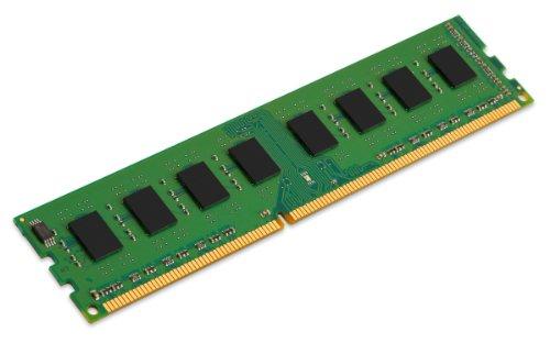 国内正規代理店品 永久保証 デスクトップ用メモリ DDR3-1333 (PC3-10600) 4GB CL9 1.5V Non-ECC DIMM 240pin KVR13N9S8H/4
