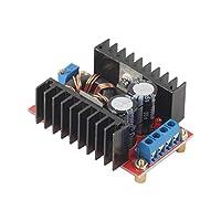 プロフェッショナル150W DC-DCブーストコンバータ10-32Vに12-35Vステップアップ充電器電源モジュールのステップアップ電圧充電モジュールRONEライフ