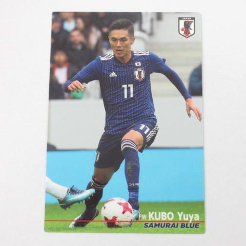 2018カルビー日本代表■レギュラーカード■38/久保裕也 ≪カルビーサッカー日本代表チップスカード≫