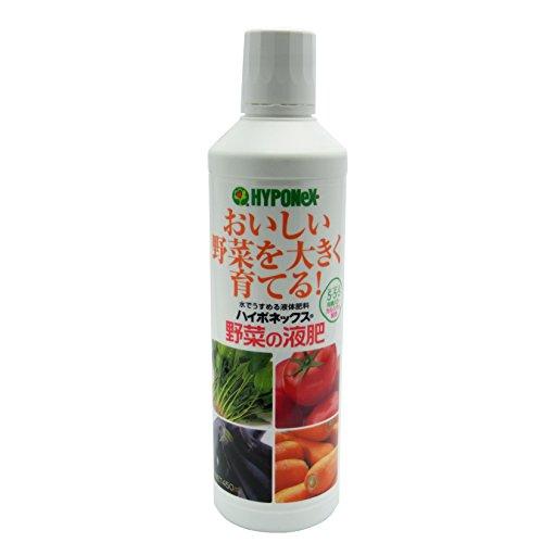 ハイポネックス 肥料 野菜の液肥 450ml
