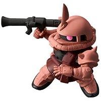機動戦士ガンダム ガシャポン戦士DASHリアルタイプカラーver.01 [6.シャア専用ザク(リアルタイプカラーver.)](単品)
