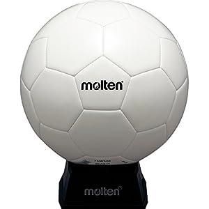 molten(モルテン) サッカーボール サインボール 5号 白 (置台付き) F5W500