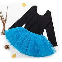 秋と冬の長袖のダンスドレス綿の白鳥の踊りの特別なスカート,2,150