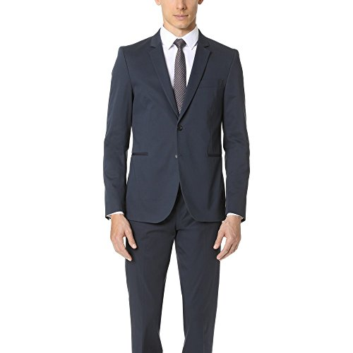(ポールスミス) PS by Paul Smith メンズ アウター スーツ・ジャケット Unconstructed Slim Fit Suit Jacket [並行輸入品]