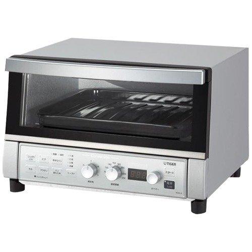 タイガー コンベクション オーブン トースター シルバー