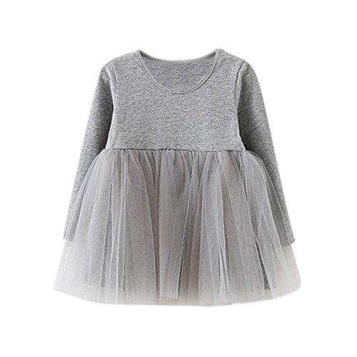 dc8c04be058f4 女の子ドレス Kohore 子供服 オシャレ 女の子 ワンピース 秋 長袖 ベビードール 幼児服 女の子 プリンセス