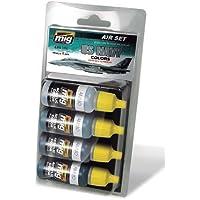 米国海軍ペイントセット# 1 80 's to present弾薬のMig Jimemez