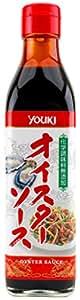 ユウキ 化学調味料無添加オイスターソース 375g