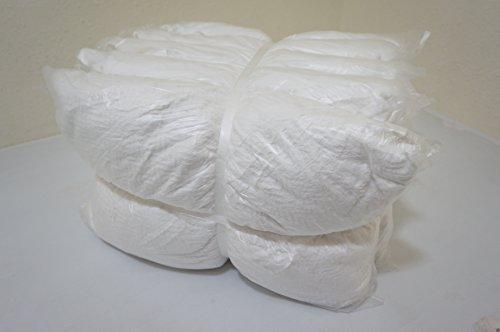 白バスタオルウエス 10kg 約120cm×約60cm 使い...
