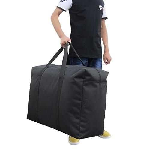大容量バッグ無地 シンプル 引越しバッグ ビッグ ボストンバ...