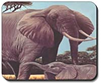 象のマウスパッド