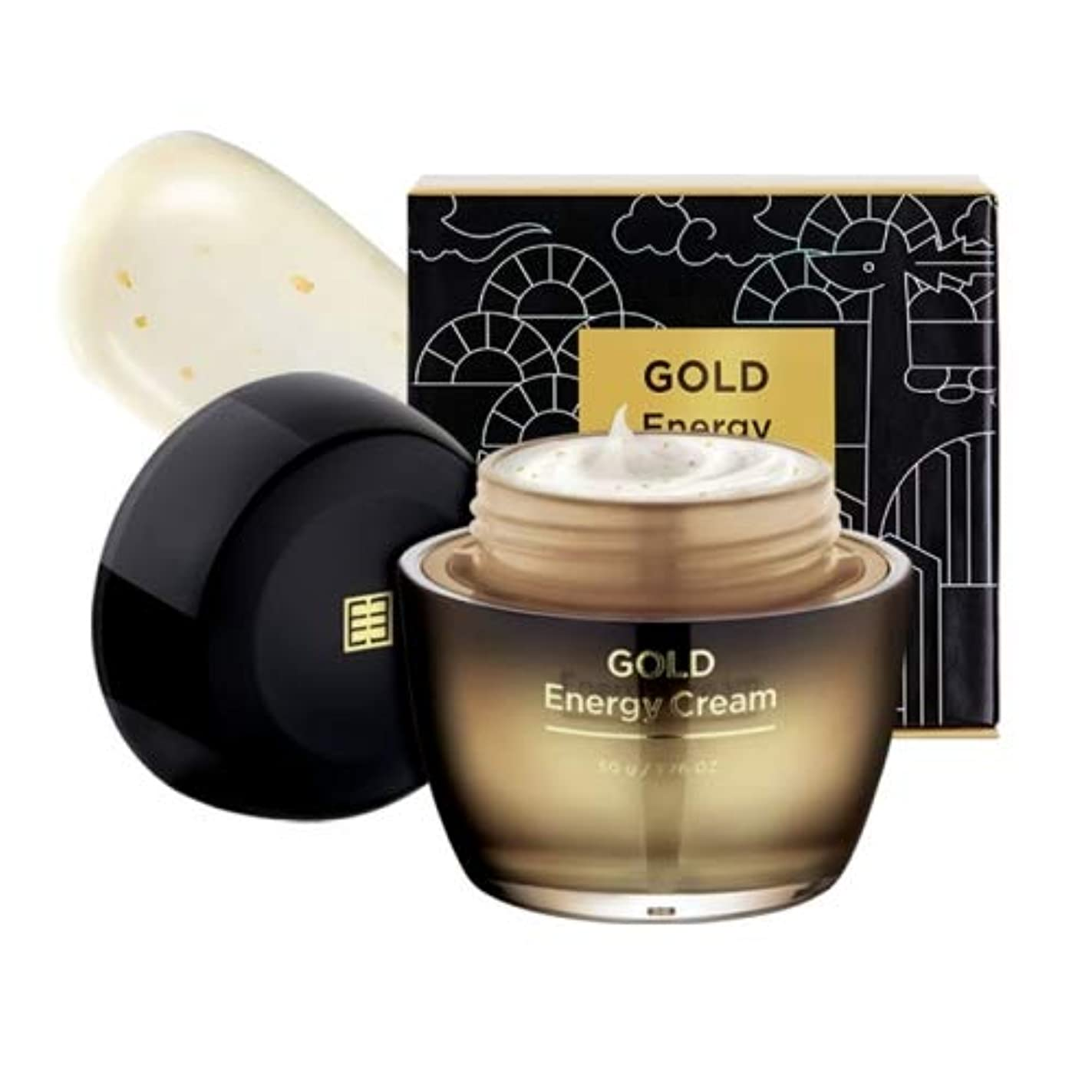 編集者しないでください振幅ESTHEMED 【NEW!! エステメドゴールドエネルギークリーム】ESTHEMED GOLD Energy Cream 50g