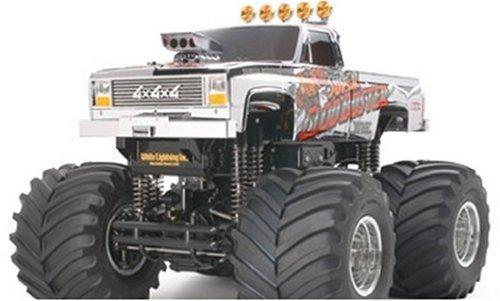 1/10 電動RCカーシリーズ No.423 スーパークラッドバスター クロームエディション 58423