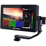 """FEELWORLD Type-C F6 Plus 5.5"""" Screen Touchable 3D LUT Camera Field Video Monitor 4K HDMI Small Full HD 1920x1080 IPS for DSLR"""