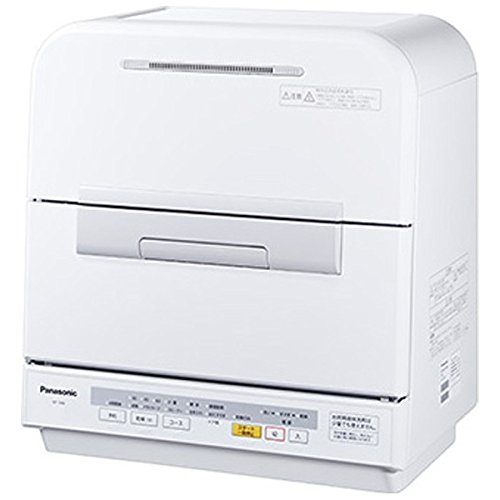 パナソニック 食器洗い乾燥機(ホワイト)Panasonic NP-TM8-W