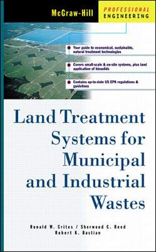 Download Land Treatment Systems for Municipal and Industrial Wastes (McGraw-Hill Professional Engineering) 0070610401