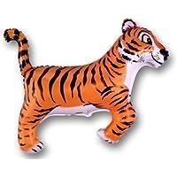 loonballoon Tigerブラックストライプストライプジャングル動物園サファリ36
