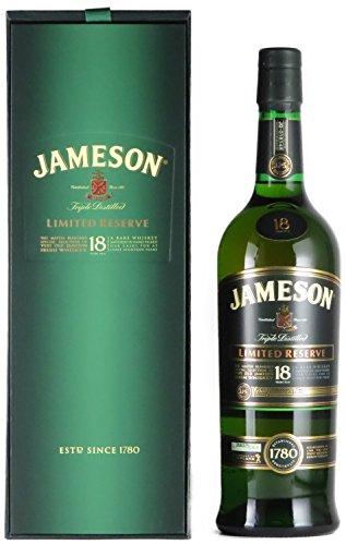 ジェムソン 18年 リミテッドリザーブ 40度 700ml アイリッシュウイスキー [並行輸入品]
