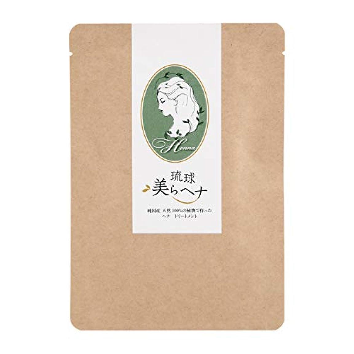 トースト選択する飼い慣らす純国産 ヘナ 白髪染め 天然 100% 琉球 美ら (ちゅら) ヘナ 100g