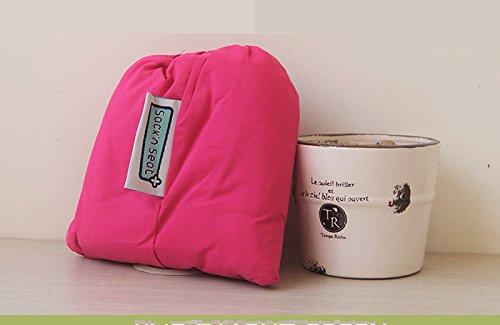 (ヘラサ)Herasa ベビーチェアベルト 布製 コンパクトに収納 携帯便利 (ピンク)
