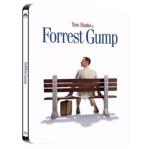 Forrest Gump [Blu-ray Steelbook]