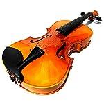 ビオラ 6点セット 本体・弓・ケース・駒・松脂・ストラップ viola ヴィオラ びおら 初心者用 入門用 練習用 大人用
