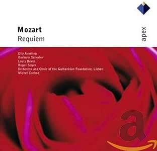 Requiem in D Minor - Apex