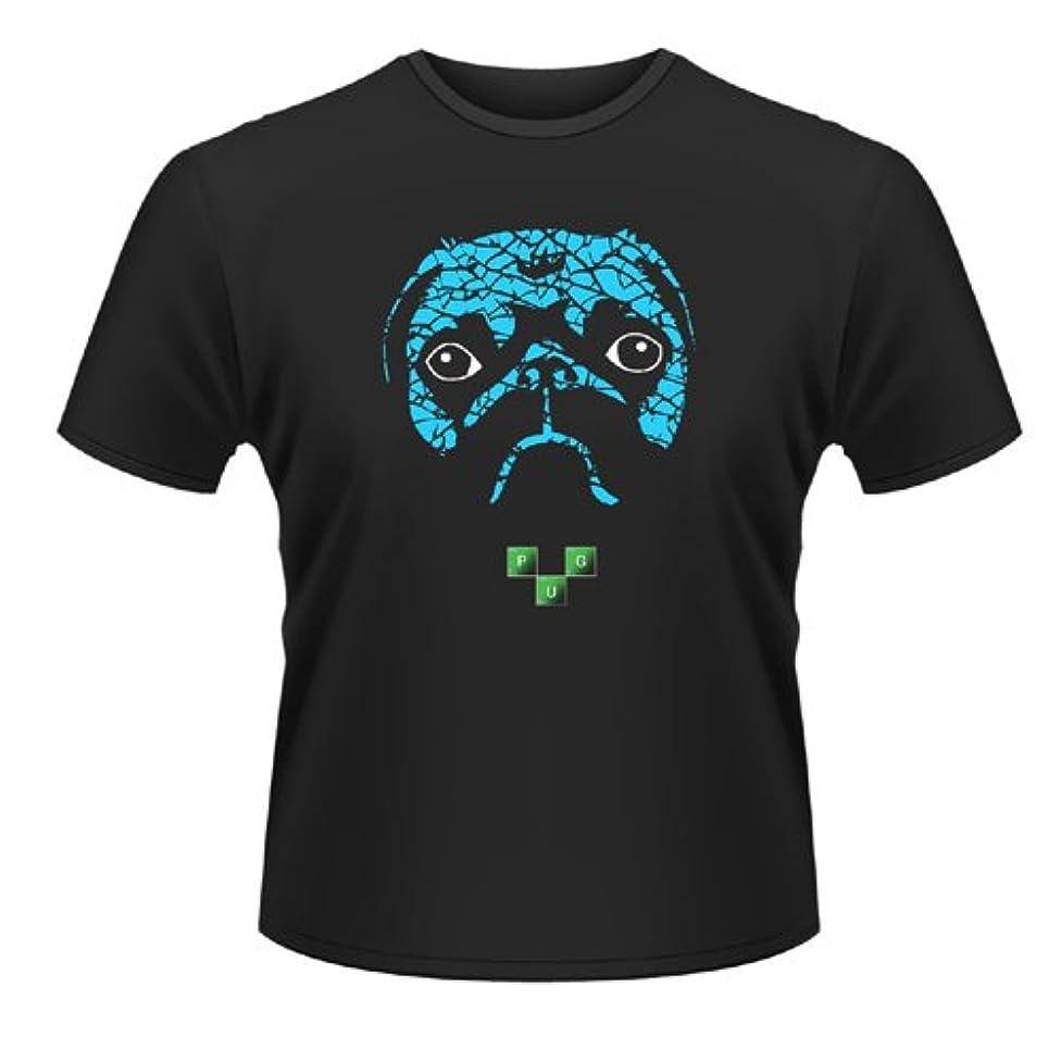 腸ランク評判Plan 9 Pug Meth (Breaking Bad) 公式 メンズ 新しい ブラック T Shirt