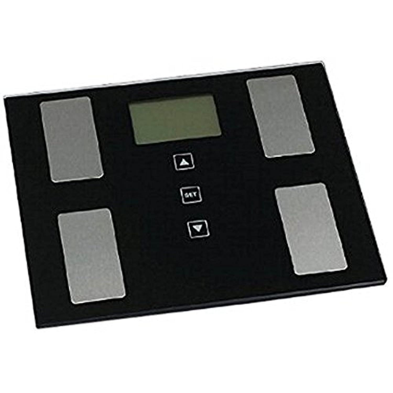 アイリスオーヤマ 体組成計 ブラック IMA-001