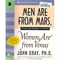 Men Are From Mars Women Are From Venus Interactive Workshop on CD-ROM [並行輸入品]