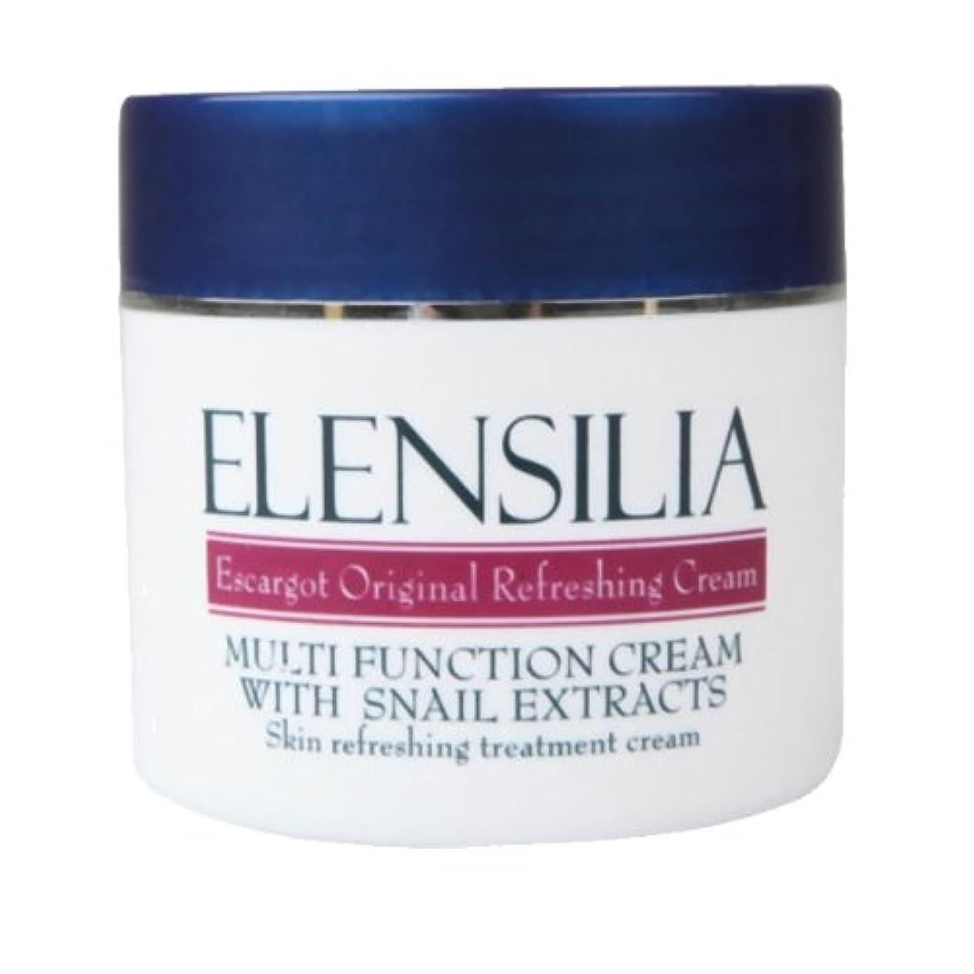 オプショナル潜在的な削るエレンシルラ スネイルクリーム