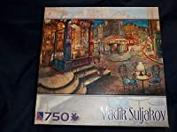 Vadik Suljakov 750 Piece Jigsaw Puzzle: CAMILLE